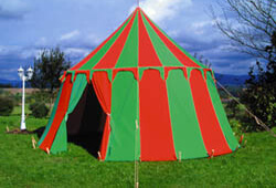 Geteld Norman Artus Merlin Avalon Isabella ... & Period Tents and Medieval Pavilions | FamWest natural tents