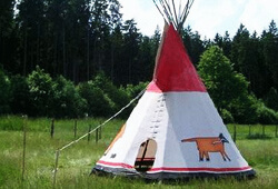 Tipi - Tentes indiennes