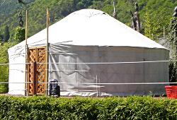 Mongoolse tent