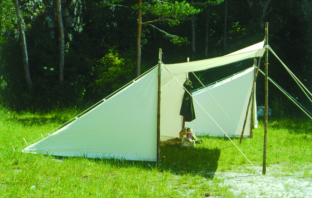 Shelter Leanto & Shelter Leanto | FamWest natural tents