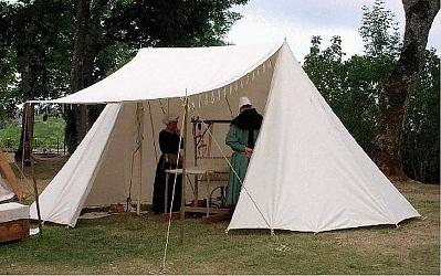 Normann Stand - FamWest Naturzelte